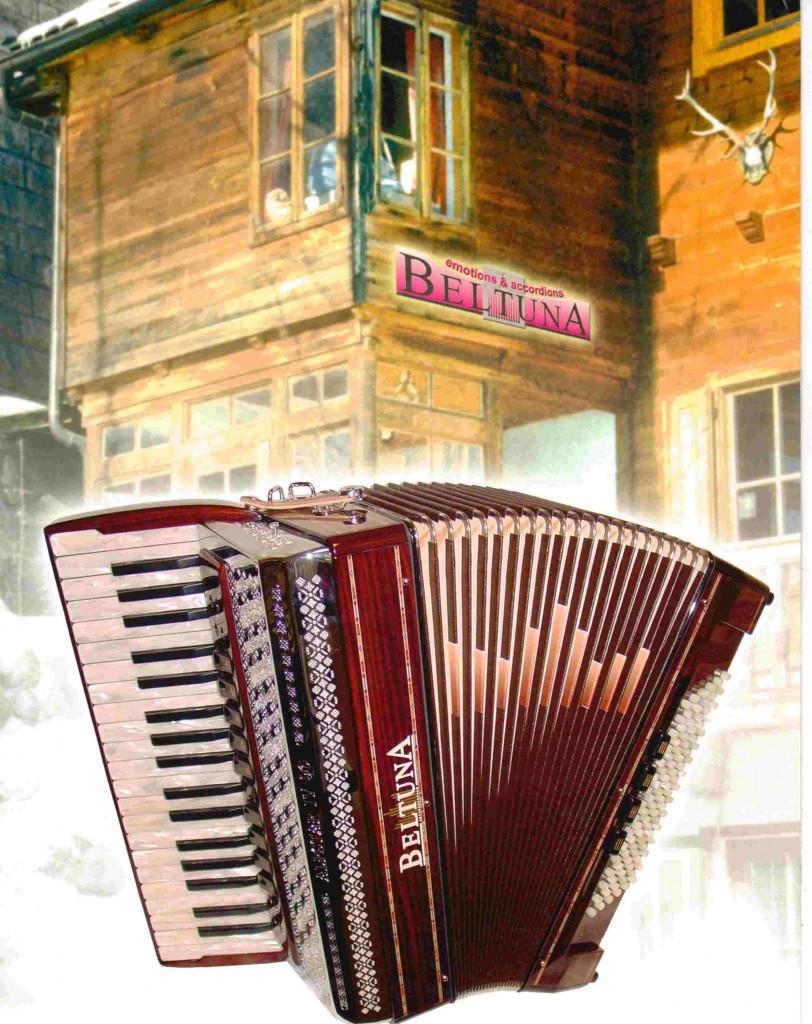 Beltuna, аккордеон, фольклорный инструмент