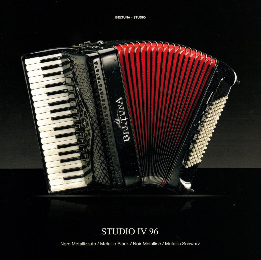 Beltuna, учебный аккордеон и учебный баян Studio