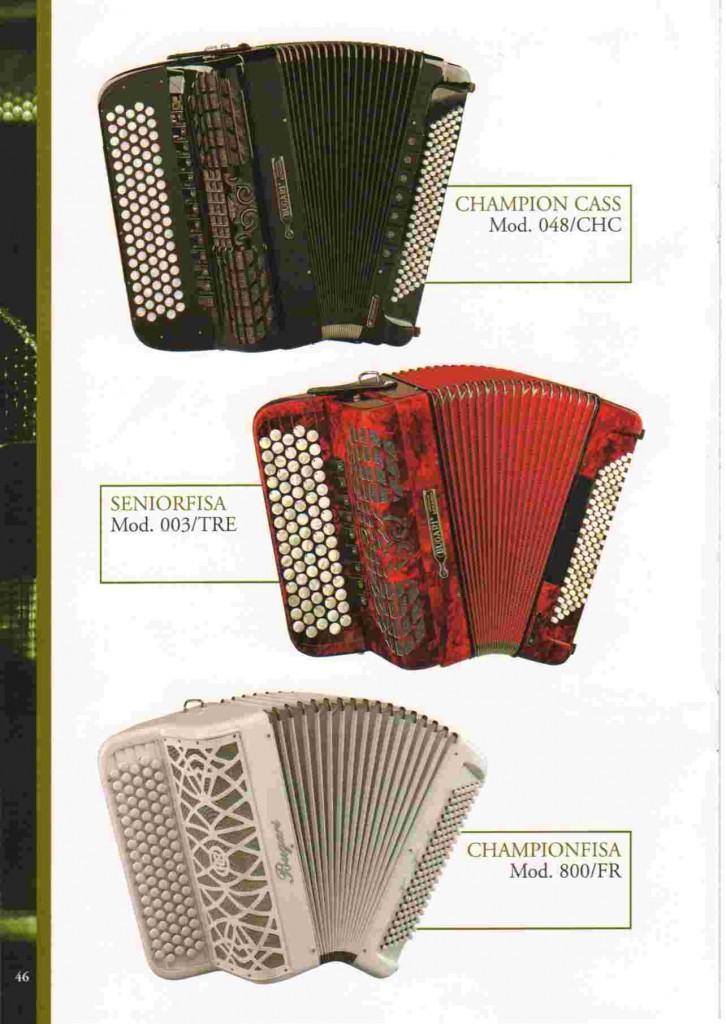 Bugari.Кнопочный аккордеон, французский аккордеон