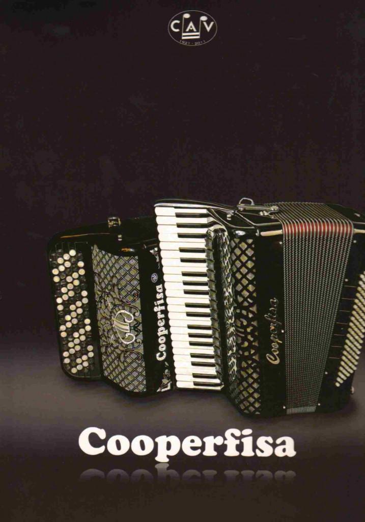 Баяны и аккордеоны итальянской фирмы Cooperfisa