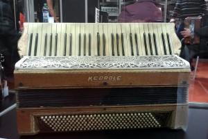 Чешские баяны и аккордеоны Delicia