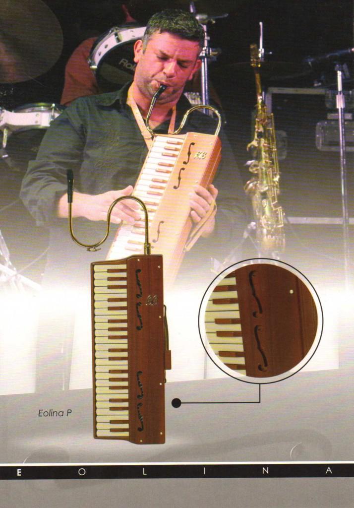 Ballone Burini, мелодика, пианика