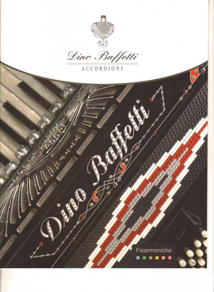 Баяны и аккордеоны Dino Baffetti