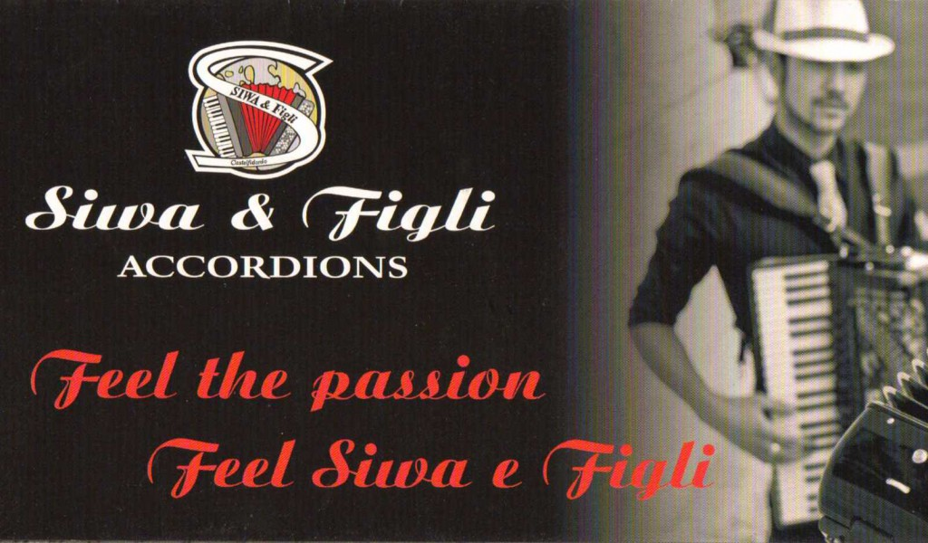 Аккордеон Siwa & Figli