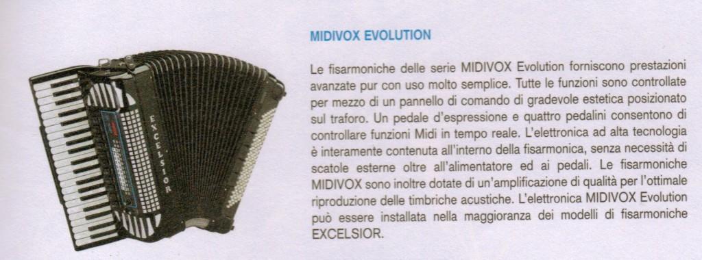 Midi- аккордеон
