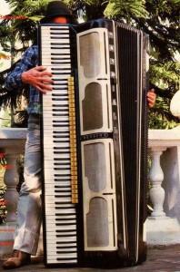 Большой аккордеон